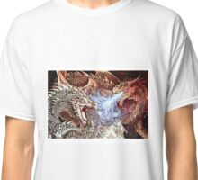The Dragons of Dinas Emrys Classic T-Shirt