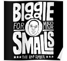 Big Biggie Smalls Poster