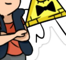 Dipper and Bill Sticker