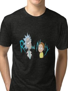 rick and morty ford Tri-blend T-Shirt