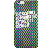 Create Your Future iPhone Case/Skin