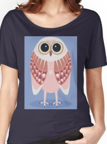 AWAKE OWL Women's Relaxed Fit T-Shirt