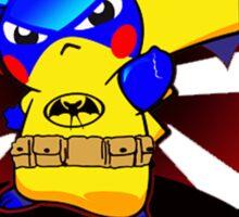 Pokemon Bat Pikachu Sticker