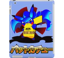 Pokemon Bat Pikachu iPad Case/Skin