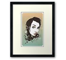 EMO- Forever Wings Of Despair Framed Print