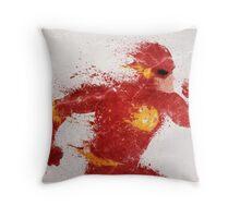 Flash Dc comics Throw Pillow