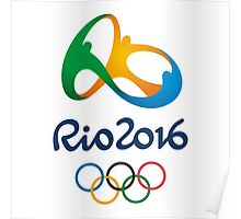 rio olympic 2016 Poster