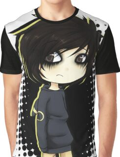 EMO- Under Grey Skies Graphic T-Shirt
