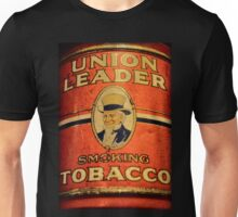 Smoking Tobacco Unisex T-Shirt