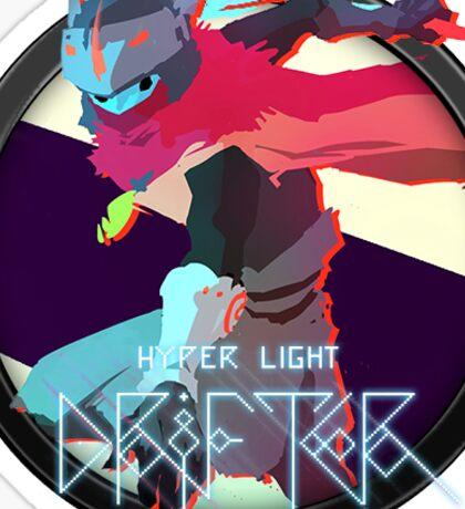 Hyper Light Drifter Sticker