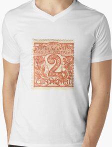Stamp7 Mens V-Neck T-Shirt