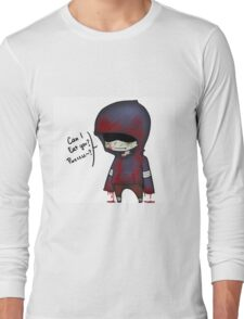 EMO- Funny Zombie Long Sleeve T-Shirt
