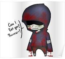 EMO- Funny Zombie Poster