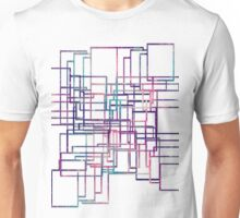 cool patchwork  Unisex T-Shirt