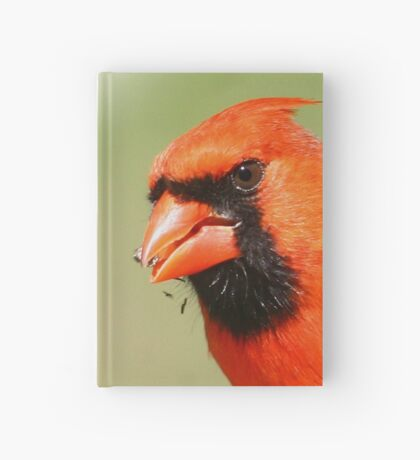 Northern Cardinal Hardcover Journal