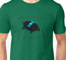 Burgle your Turts! Unisex T-Shirt