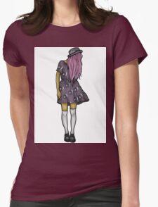 Medium Hipster Girl T-Shirt