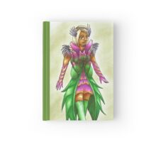 03 VegetiMode- Artichoke Hardcover Journal