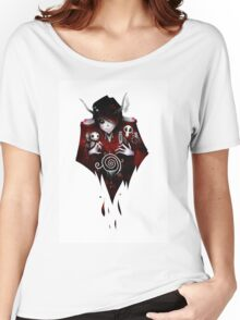 EMO- Flying Vampire Women's Relaxed Fit T-Shirt