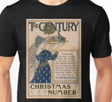 Artist Posters The Century containingthe new life of Napoleon Christmas number 0857 Unisex T-Shirt