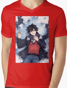 Fairy Tail - Gray Fullbuster  Mens V-Neck T-Shirt