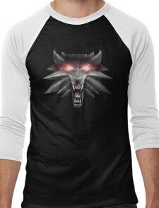 Wolf Witcher Men's Baseball ¾ T-Shirt