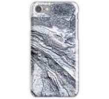 Marble Light blue Moon Stone  iPhone Case/Skin