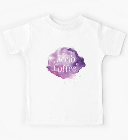 Accio Coffee Kids Tee