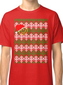 Christmas at 8-Bit 221B Classic T-Shirt