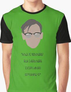 Gotham, Nygma, Quote Graphic T-Shirt