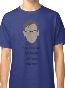Gotham, Nygma, Quote Classic T-Shirt
