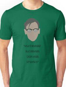 Gotham, Nygma, Quote Unisex T-Shirt