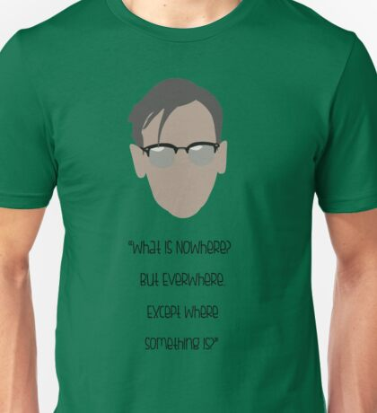 Gotham, Nygma, Quote Unisex T-Shirt