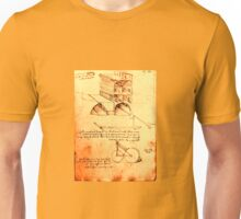 RENAISSANCE ARCHITECTURE,ARCHITECT,ENGINEER Unisex T-Shirt