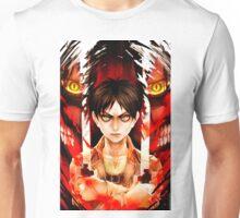 SNK - AoT - Attack on Titan - Eren Jeager Unisex T-Shirt
