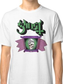Papa Jambi with Logo Classic T-Shirt