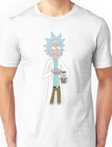 Rick & Morty - Muff Beer Unisex T-Shirt