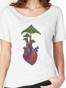 Roots Women's Relaxed Fit T-Shirt