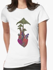 Roots Womens Fitted T-Shirt