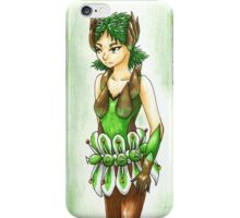 08 VegetiMode- Asparagus iPhone Case/Skin