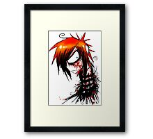 EMO- Chosen Chained One Framed Print