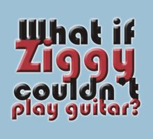 What if Ziggy couldn't play guitar? One Piece - Short Sleeve