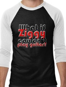What if Ziggy couldn't play guitar? Men's Baseball ¾ T-Shirt