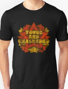 Young And Unashamed - Stars T-Shirt
