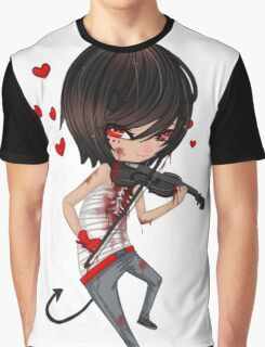 EMO- Musicians Love For Music Graphic T-Shirt