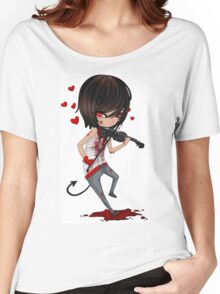 EMO- Musicians Love For Music Women's Relaxed Fit T-Shirt