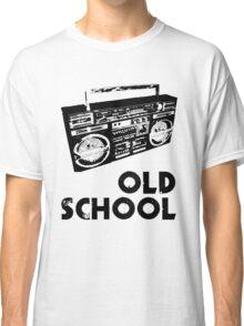 Old School - Boom Box  Classic T-Shirt
