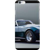 Chevrolet C3 Corvette Stingray iPhone Case/Skin