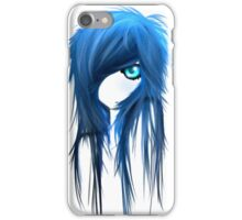 EMO- Blue Eyes White Dragon iPhone Case/Skin