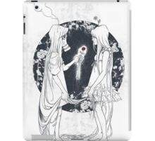 EMO- Mother Earth Roses iPad Case/Skin